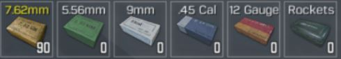 COD Mobile Ammo Types
