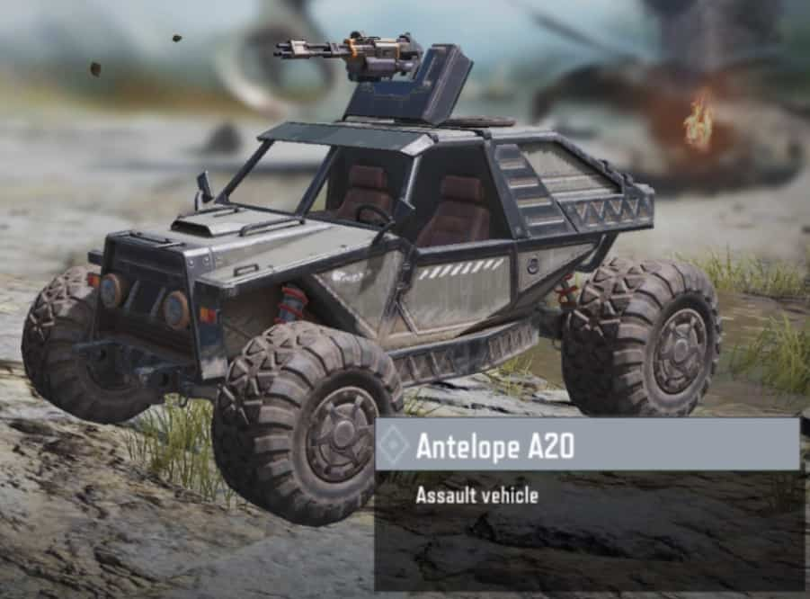 Antelope A20 COD Mobile