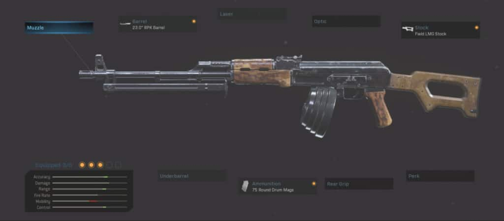 How to make RPK attachments MW