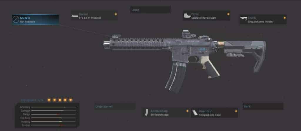 M4A1 Best Class Attachments for Stealth