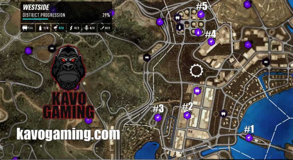 All Flamingo Locations In Need For Speed Heat Map Kavo Gaming