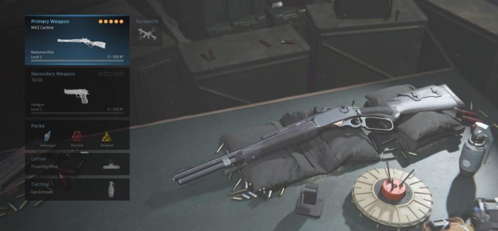 MK2 Aggression Class setup