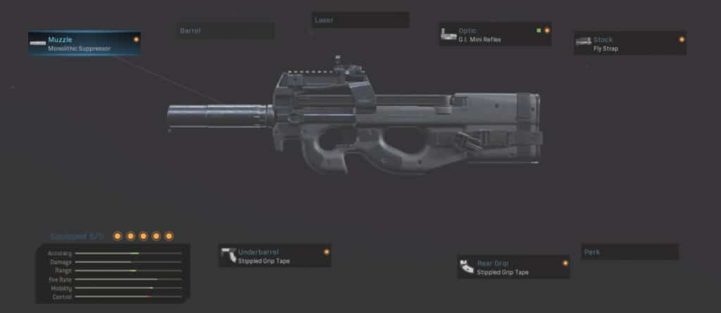 P90 Objective