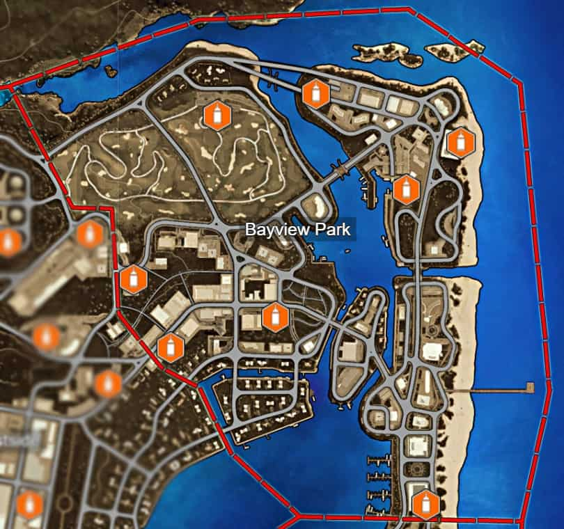 Nfs Heat All Street Art Locations Map Kavo Gaming