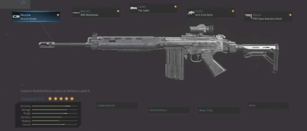 Warzone Fal Best Attachments Loadouts Kavo Gaming