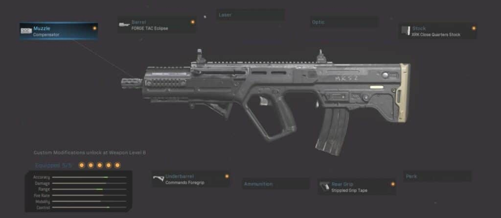 Warzone: Best Ram Loadout and Attachments: M4A1 Killer