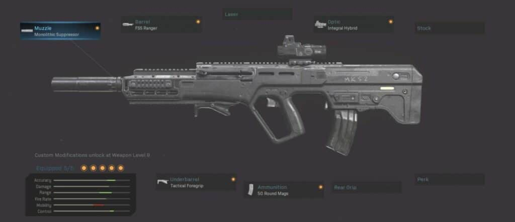 Warzone: Best Ram Loadout and Attachments: Medium Range