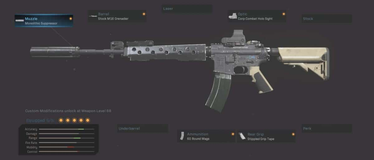 Warzone M4a1 Best Attachments Loadouts Kavo Gaming